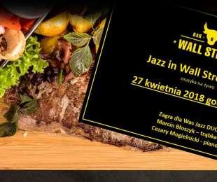 Jazz in Wall Street BBQ